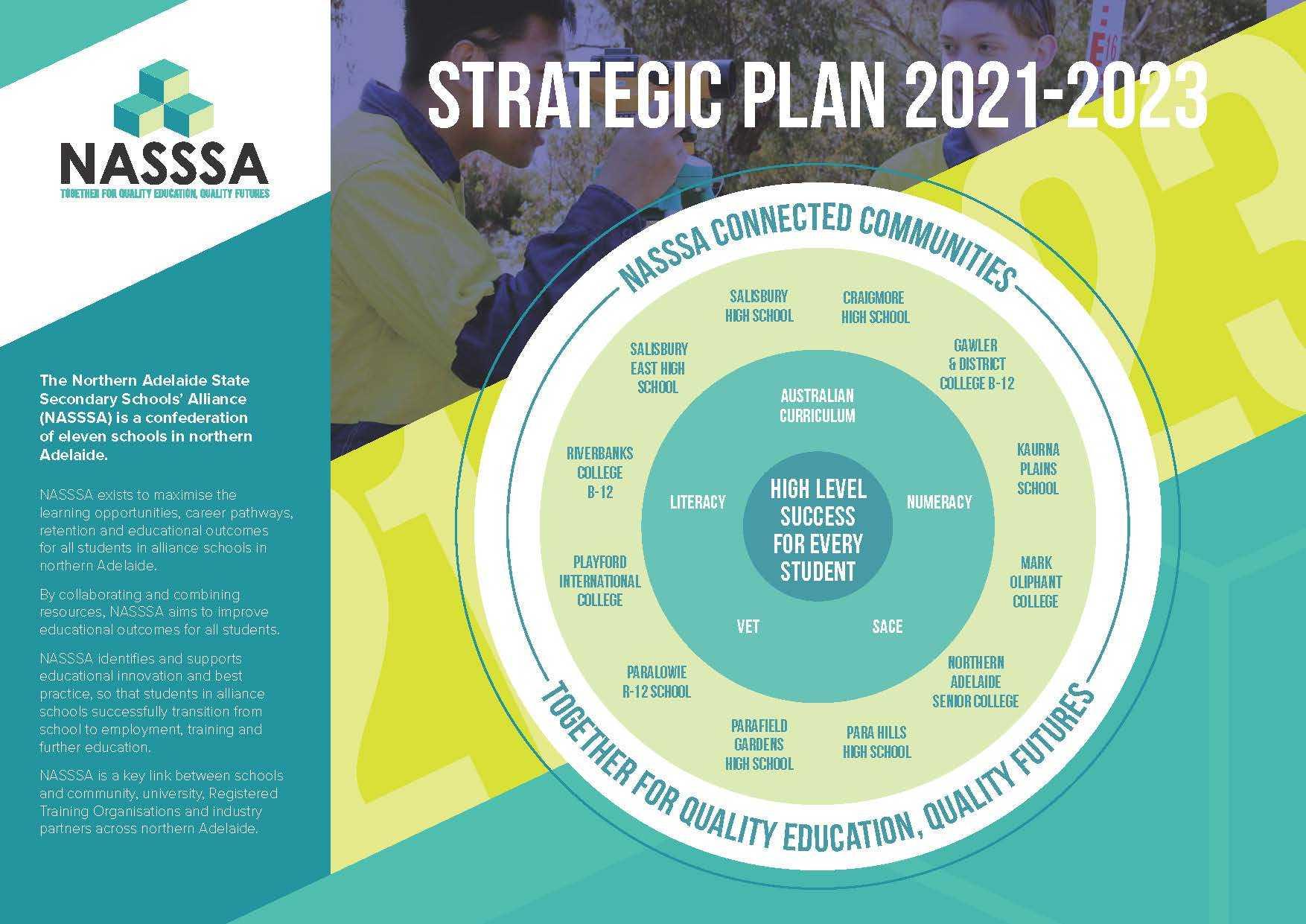 NASSSA Strategic Plan 2021-2023