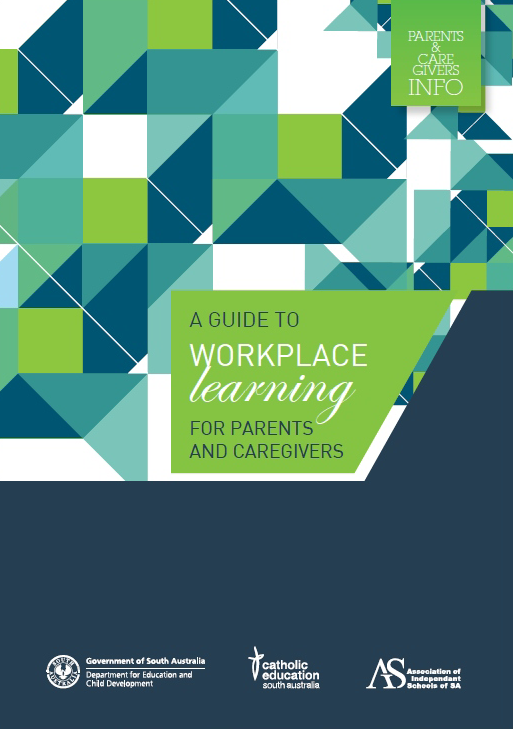 Guide to workplace learning for parents and community